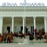 HUT Ke-72 RI, Istana Parnaraya Wonogiri Undang Ratusan Veteran