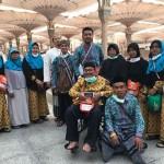 HAJI 2017 : Laporan Wartawan Solopos: Orang Lumpuh Naik Haji