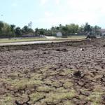 KEKERINGAN WONOGIRI : Embung Mengering, 2 Desa Kekeringan Parah!