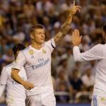 LIGA SPANYOL : Real Madrid Kian Solid