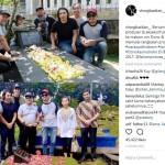 FILM TERBARU : Jelang Promo, Pemain Warkop DKI Reborn Ziarah ke Makam Dono-Kasino