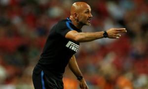 Pelatih Inter Milan Luciano Spalletti. (JIBI/REUTERS/Edgar Su)
