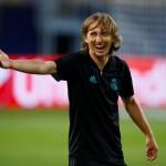 PIALA SUPER SPANYOL : Madrid Tak Diperkuat Modric, Gara-Gara Insiden 3 Tahun Silam
