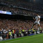 Marco Asensio merayakan gol. (JIBI/REUTERS/Juan Medina)