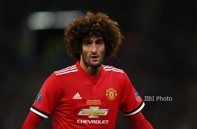 Marouane Fellaini   (JIBI/REUTERS/Eddie Keogh)