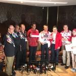 Temui Imam Nahrawi, Menpora Malaysia Minta Maaf & Tarik Buku SEA Games 2017