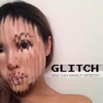 Mimi Choi membuat make up wajah bergelombang (Instagram)