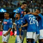 LIGA CHAMPIONS : Napoli Diprediksi Menang Atas Feyenoord, Ini Skornya