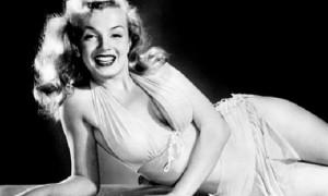 Norma Jeane Mortenson alias Marilyn Monroe. (Telegraph.co.uk)