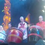 JATENG FAIR 2017 : Dihadiri Gubernur, Pesta Pembukaan Sepi