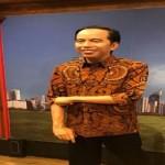 Patung Lilin Jokowi di Madame Tussauds Kini Pakai Baju Batik