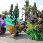 HUT RI : Karnaval Karanganyar, Adu Kreativitas dan Potensi