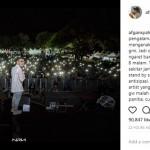 Tanggapi Protes Afgan, Promotor Prambanan Jazz Festival 2017 Minta Maaf