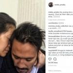 INSTAGRAM ARTIS : Mieke Amalia Tulis Pesan Mengharukan untuk Tora Sudiro