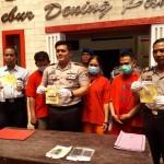 Polisi Tangkap Kurir Narkoba Jaringan Nusakambangan di Karanganyar