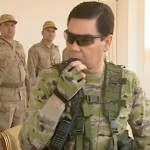 Pamer Kemampuan Perang, Presiden Turkmenistan Jadi Bulan-bulanan Warganet