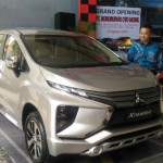11 Hari GIIAS, Mitsubishi Xpander Sudah Dipesan 7.489 Unit