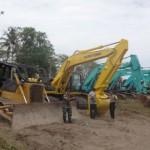BANDARA KULONPROGO : Land Clearing Butuh Waktu Empat Bulan