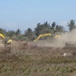 Pembangunan Landasan Pacu Bandara Kulonprogo Sudah Sejauh Ini