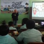 Pajak Bertutur Sasar Lima Sekolah di Kulonprogo