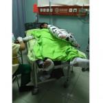 Rinang, korban kecelakaan kerja di Solo (Facebook Zarah Atinta)