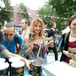 KULINER WONOGIRI : Roti Gaplek Diminati Warga Rusia