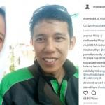 Salma Azahra bertemu ayahnya melalui aplikasi GrabBike (Instagram)