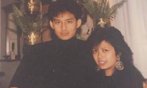 Sandiaga Uno dan istrinya Nur Asia Uno (Instagram @sandiuno)