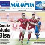 SOLOPOS HARI INI : SEA Games 2017: Garuda Muda Bisa