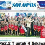 SOLOPOS HARI INI : Dugaan Korupsi E-KTP: Rp2,2 T untuk 4 Sekawan