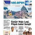 SOLOPOS HARI INI : Jawa Tengah Memilih: Ganjar Maju Lagi, Pilgub bakal Sengit