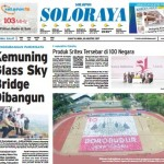 Halaman Soloraya Harian Umum Solopos edisi Jumat, 18 Agustus 2017.