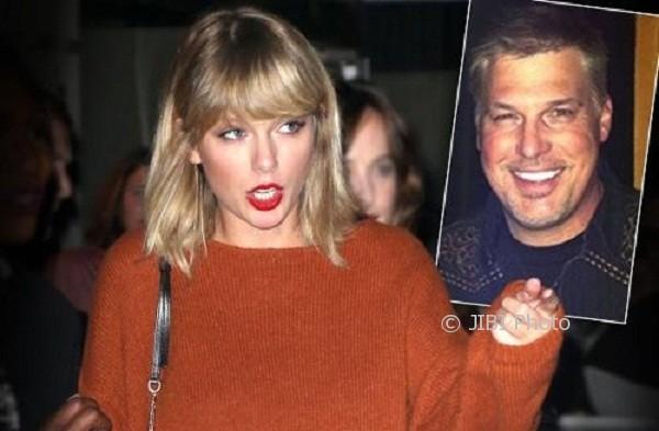 Taylor Swift dan Davie Mueller (Newzeb.com)