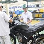 New Honda CB150R StreetFire Dirilis Dengan Warna Baru