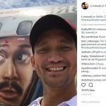 INSTAGRAM ARTIS : Dikerubungi Fans, Tora Sudiro Pasang Tampang Imut