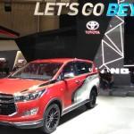 GIIAS 2017 : Inilah Toyota Milestone Kijang
