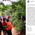 TRENDING SOSMED : Ada Oknum Minta Uang Paksa Para Pendaki Gunung Guntur, Garut