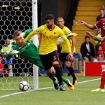 LIGA INGGRIS : Liverpool Diimbangi Watford 3-3