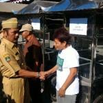 PENATAAN PKL SOLO: Serahkan Bantuan Gerobak ke PKL, Wali Kota: Jangan Dijual