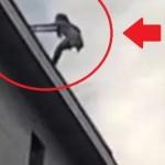 Cewek Ini Ancam Terjun dari Lantai 4 Gara-Gara Pacar Ogah Diminta Keringkan Rambut