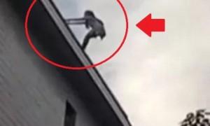 Seorang wanita mengancam bunuh diri gara-gara permintaan tak dituruti. (Istimewa/Youtube)