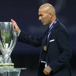Deretan Prestasi Zidane di Madrid, 2 Tahun 6 Trofi!