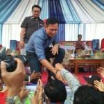 PILGUB JATIM : Bupati Pacitan Ungkap Kehadiran SBY dan AHY Tanpa Agenda Politik