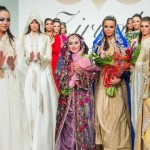 First Travel & Karier Annisa Hasibuan di Fashion Show Dunia