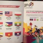 Minta Maaf, Malaysia Ganti Buku Panduan yang Salah Cetak Bendera Indonesia