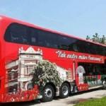 TRANSPORTASI SEMARANG : Bus Tingkat Siap Beroperasi, Warganet Tak Sabar Menaiki