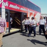 TRANSPORTASI SEMARANG : Hore, Hendi Bakal Gratiskan Bus Wisata