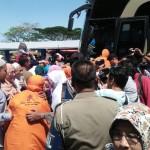HAJI 2017 : Calhaj Asal Kota Madiun Dilarang Selfie Bareng Unta