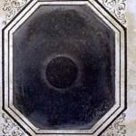Penampakan gerhana matahari yang diabadikan Observatorium Royal di Konigsberg, Russia. (Istimewa)