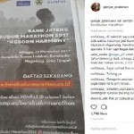 PENDIDIKAN JATENG : Akun Instagram Gubernur Ganjar Dibanjiri Keluhan Full Day School